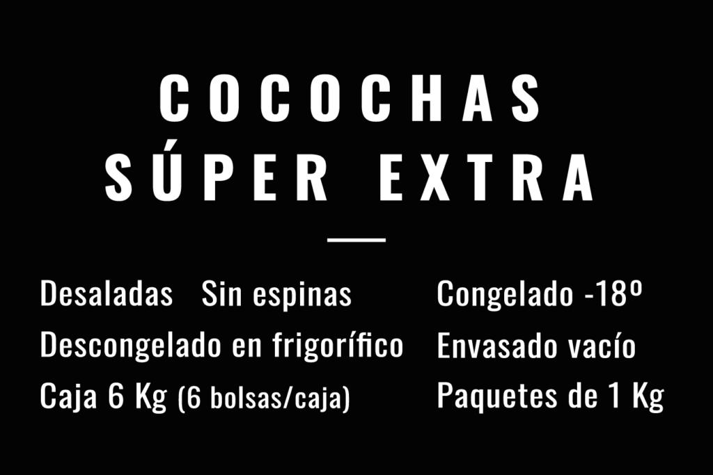 Cocochas - Kokotxas